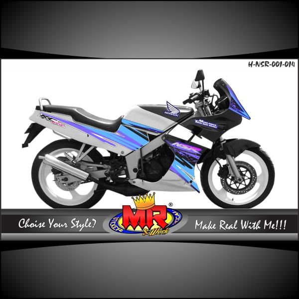 NSR White Purple
