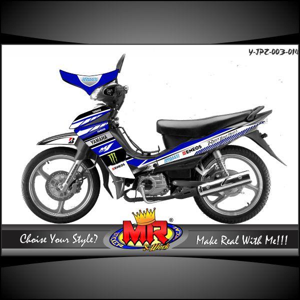 Jupiter Z Blue Yamaha M1