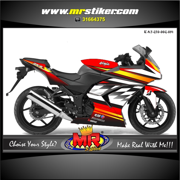 stiker-motor-kawasaki-ninja-250-red-fighter-racing
