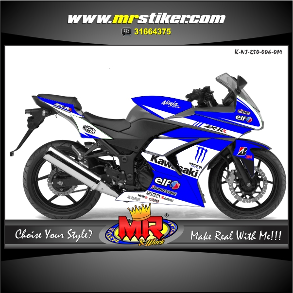 stiker-motor-kawasaki-ninja-250-blue-race-monster-energy