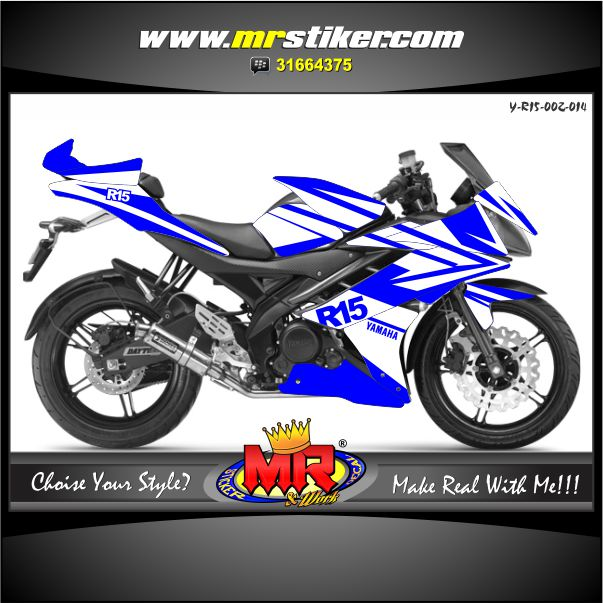 stiker-motor-yamaha-yzf-r15-blue-arrow
