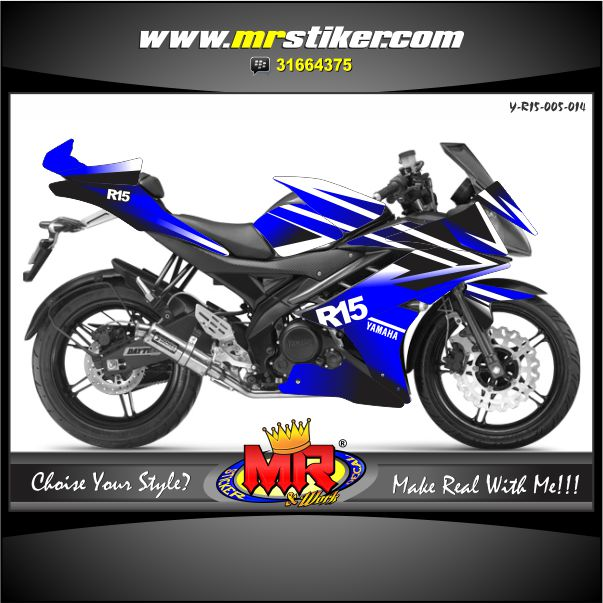 stiker-motor-yamaha-yzf-r15-blue-black-arrow