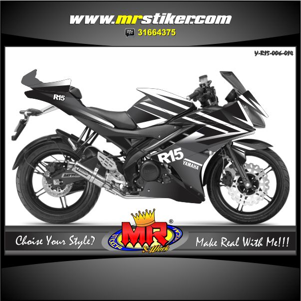 stiker-motor-yamaha-yzf-r15-shiny-black-arrow