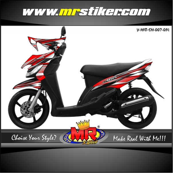 stiker-motor-mio-sporty-smile-red-sliver-hawk