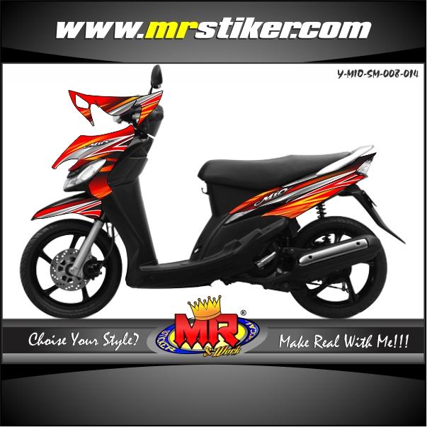 stiker-motor-mio-sporty-smile-red-light-grafis