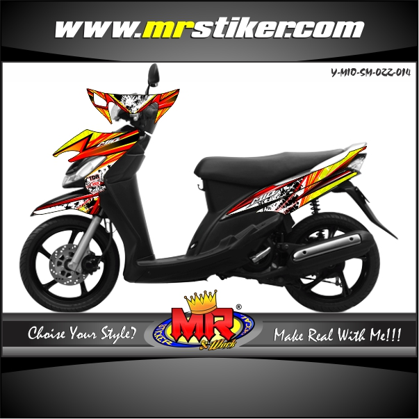 stiker-motor-mio-sporty-smile-racing-splater