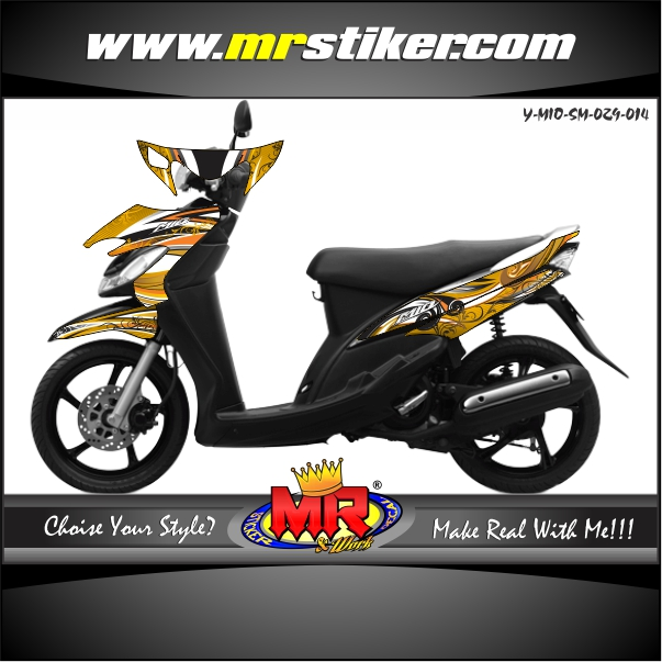 stiker-motor-mio-sporty-smile-golden-swirl