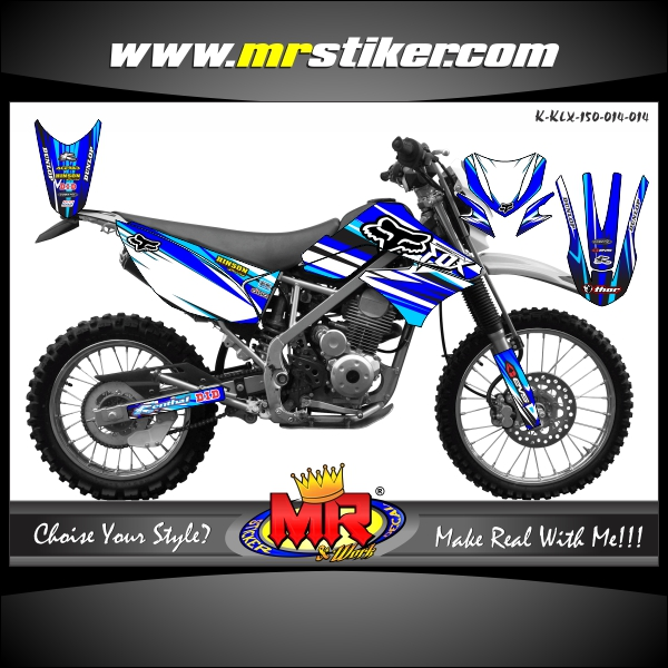 stiker-motor-klx-150-blue-fox