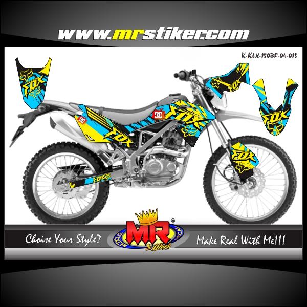 stiker-motor-klx-150-bf-cyan-fox-dc