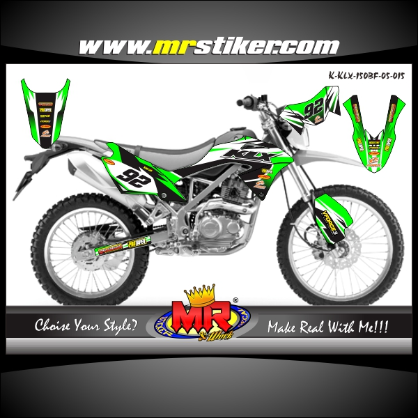stiker-motor-klx-150-bf-green-racing-fighter