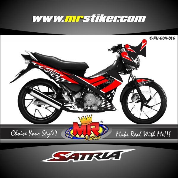 stiker-motor-satria-f-red-racing-fighter