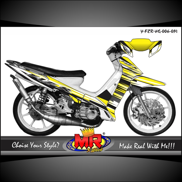 stiker-motor-fiz-r-yellow-line-carbon
