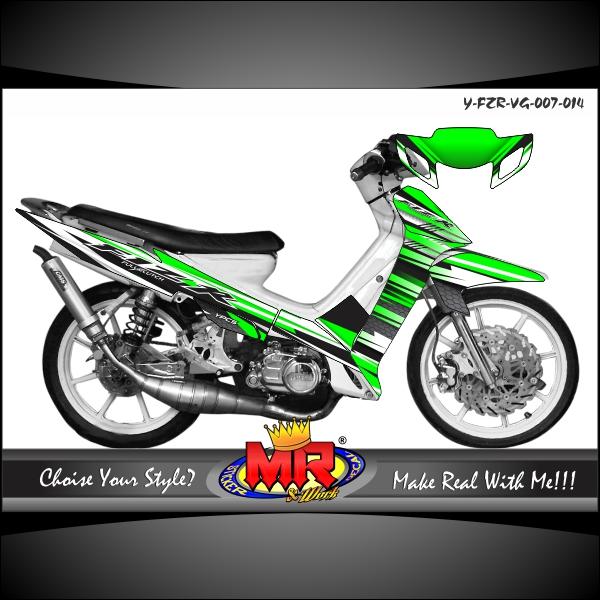 stiker-motor-fiz-r-green-line-carbon