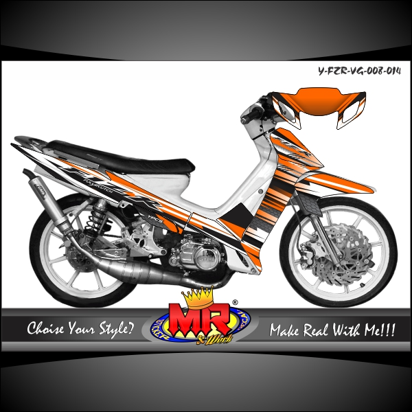 stiker-motor-fiz-r-orange-line-carbon