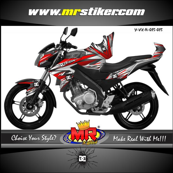 stiker-motor-vixion-new-red-silver-dc