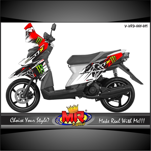 stiker-moto-x-ride-monster-energy-and-thor
