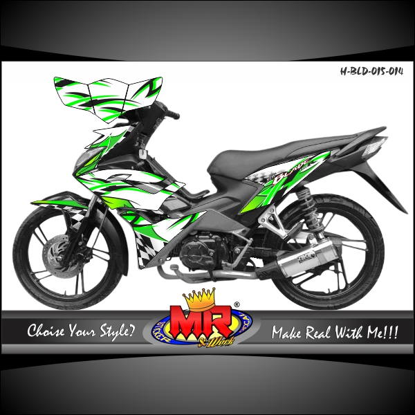 stiker-motor-blade-green-line-racing