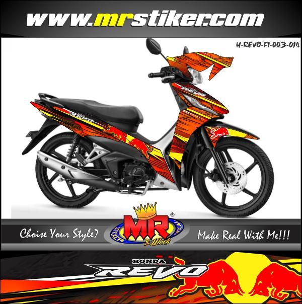 stiker-motor-revo-fi-dark-metal-redbull