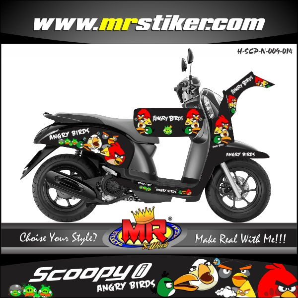 stiker-motor-scoopy-new-angry-bird-in-black