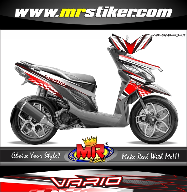 stiker-motor-vario-cw-fi-red-racing