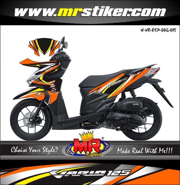 stiker-motor-vario-esp-orange-elegan-line