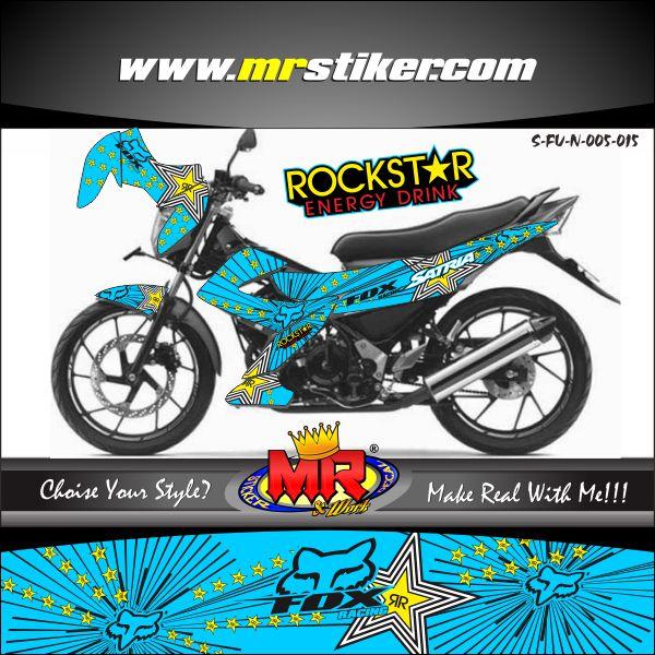 stiker-motor-suzuki-satria-f-new-fox-vs-rockstar
