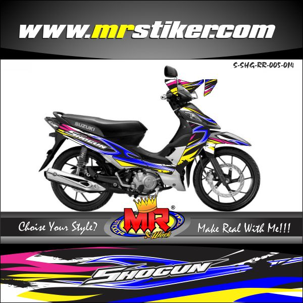 stiker-motor-shogun-rr-dirt-race