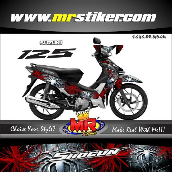stiker-motor-shogun-rr-spider-texture