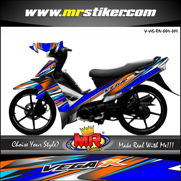 stiker-motor-vega-r-new-blue-racing-line