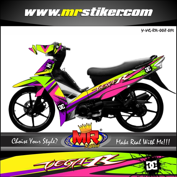 stiker-motor-vega-r-new-simple-grafis-dc