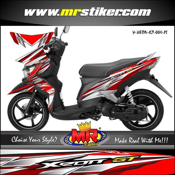 stiker-motor-xeon-gt-red-silver-line