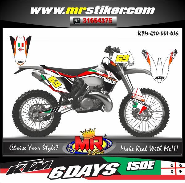 stiker-motor-ktm-250-isde-sardinia