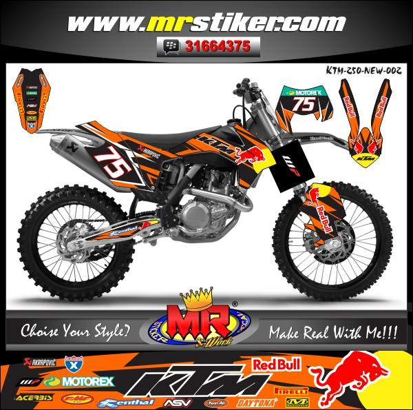 stiker-motor-ktm-250-new-redbull-black