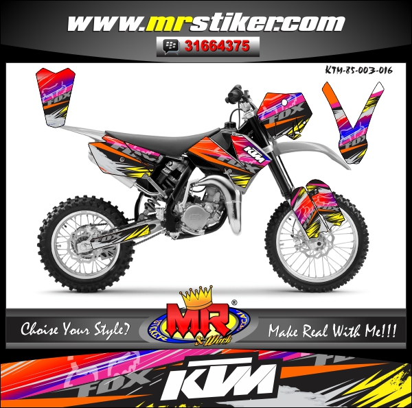 stiker-motor-ktm-85-fox-splat-racing
