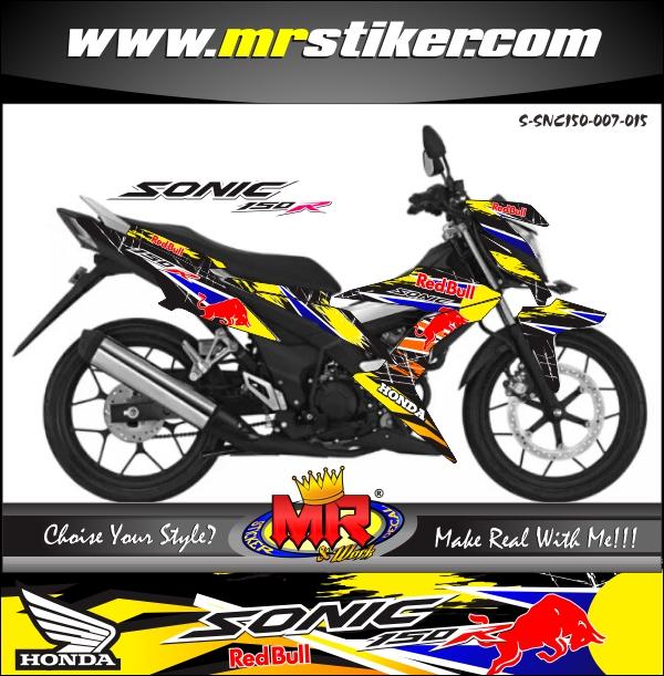 stiker-motor-sonic-150r-redbul-slash