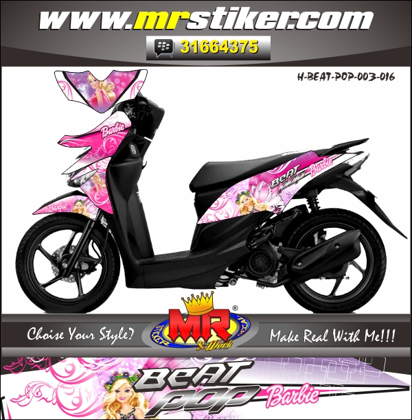 stiker-motor-beat-pop-barbie
