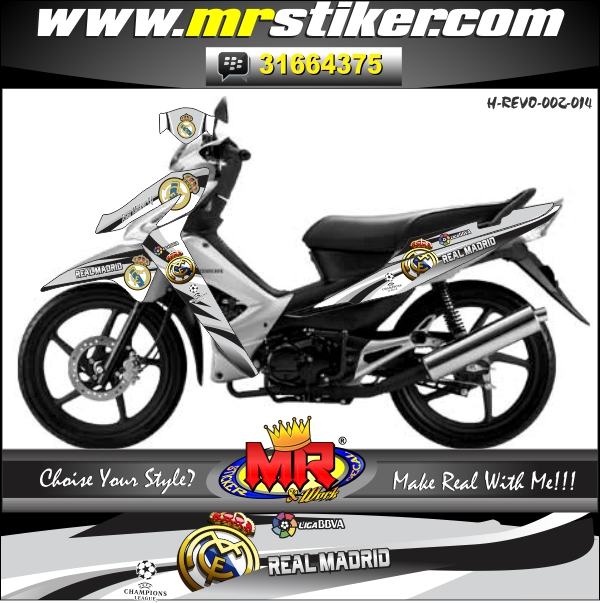 stiker-motor-revo-real-madrid