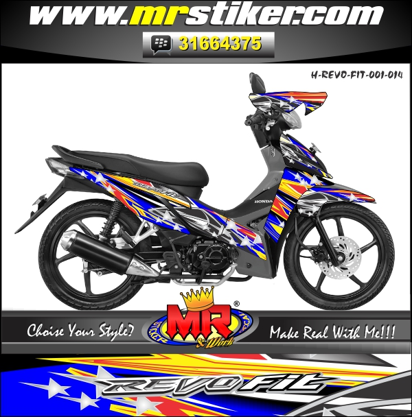 stiker-motor-revo-fit-air-brush-star