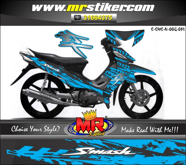 stiker-motor-smash-new-blue-hayabuza