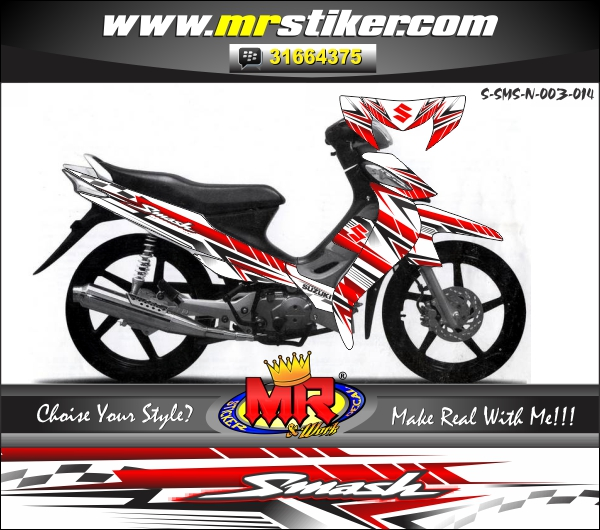 stiker-motor-smash-new-elegan-sporty-red