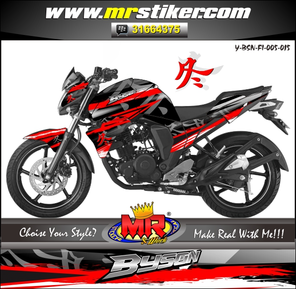 stiker-motor-byson-new-red-hayabuza