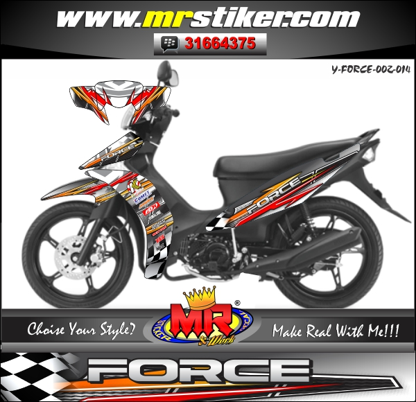 stiker-motor-force-racing-line