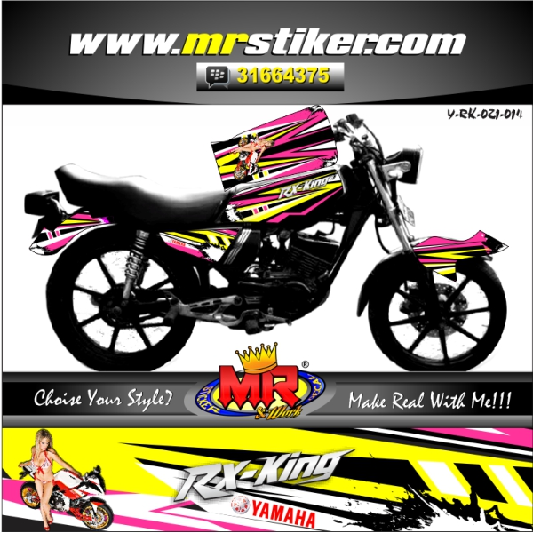 stiker-motor-rx-king-dot-splater-sexy-woman