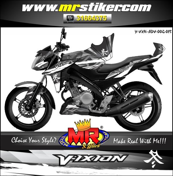 stiker-motor-vixion-advance-silver-hayabuza
