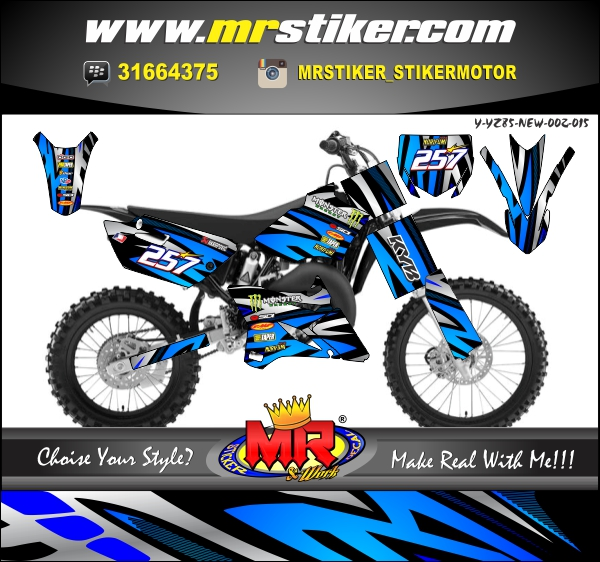 stiker-motor-yz85-new-blue-dark