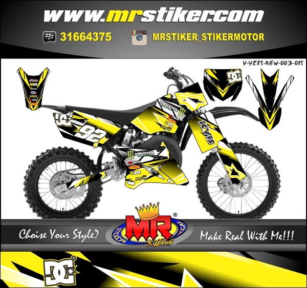 stiker-motor-yz85-new-yellow-dc