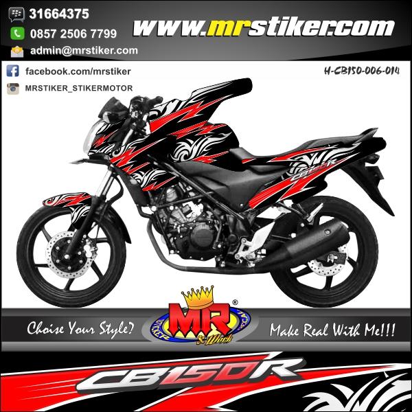 stiker-motor-cb-150-r-tribal