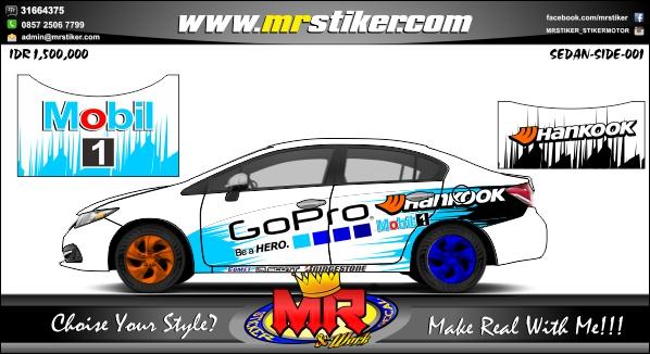 stiker-mobil-sedan-mcquarries-mobil-1-gopro