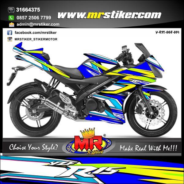 stiker-motor-yzf-r15-racing-grafis
