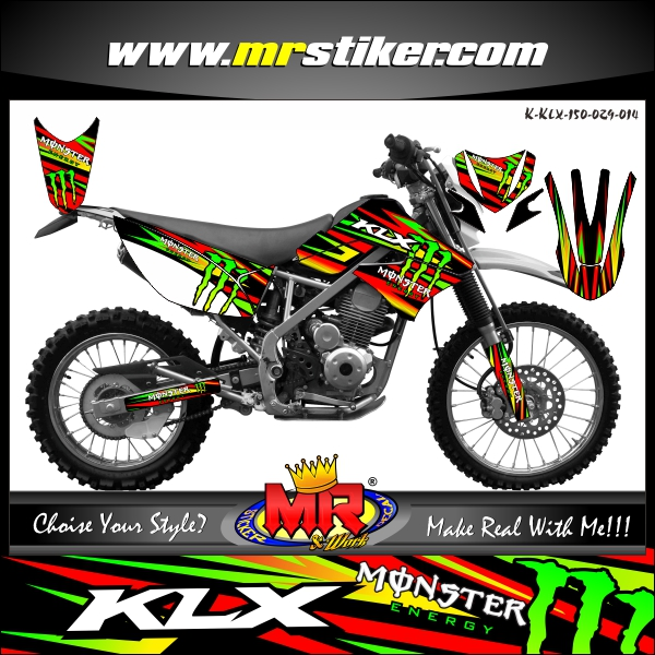 KLX 150 Monster Slash